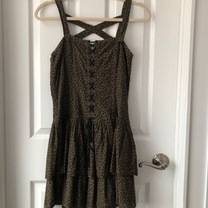 Dresses & Skirts - REALLY CUTE LA DESIGNER DRESS!!